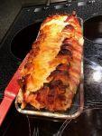 Bacon-Lasagne