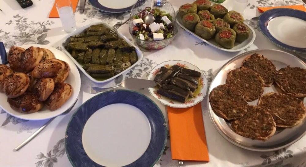 Turkische Küche