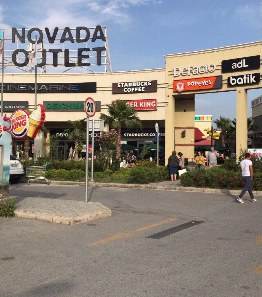 Novada Outlet in Söke