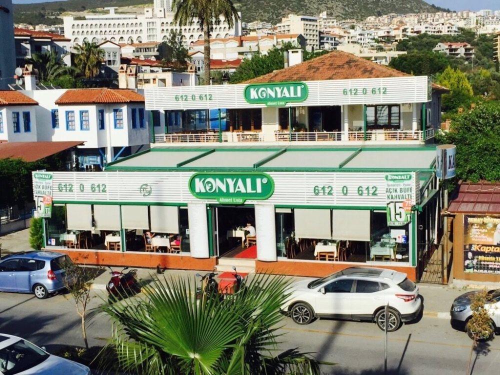 Konyalı Kuşadası - Sehr faire Preise und weltklasse-leckeres Essen! Kann ich jedem empfehlen!